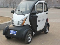 Preferred electric car, Yiwei Coolme really good