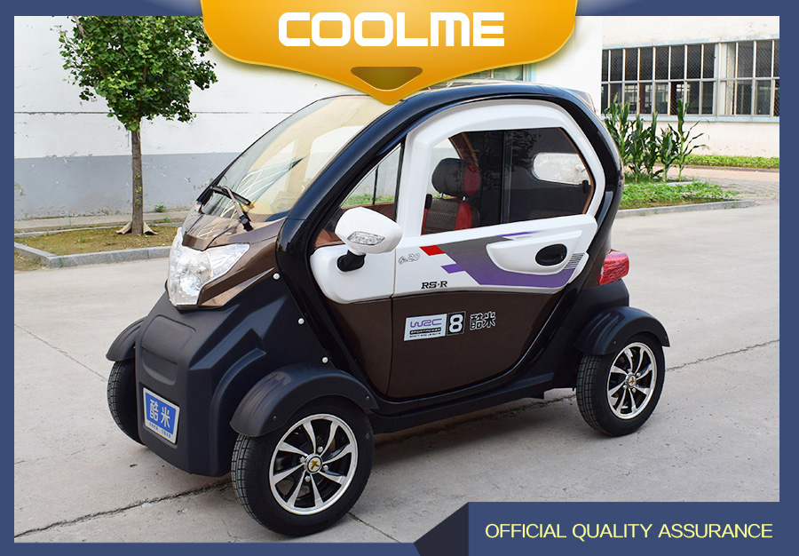 Coolme electric car, Shandong Yiwei configuration is good
